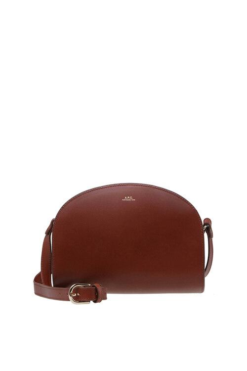신세계인터넷면세점-아페쎄-여성 가방-PXAWV-F61048_CAD HALF MOON BAG NOISETTE