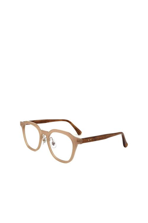 韩际新世界网上免税店-VERRIS (EYE)-太阳镜眼镜-RESURREC 眼镜 beige+BROWN