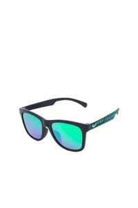 韩际新世界网上免税店-SODAMON (EYE)-太阳镜眼镜-KD5001-C02  儿童太阳镜  Black + Blue Green Pattern Green Mirror Lens