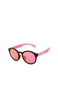 韩际新世界网上免税店-SODAMON (EYE)-太阳镜眼镜-LK7002-C04 BLACK + PINK PATTERN PINK MIRROR LENS 太阳镜 青少年用