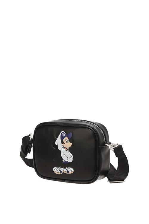 韩际新世界网上免税店-MLB-休闲箱包-32BGKD011-07L-FREE MLB X MICKEY 相机包
