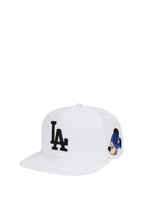 韩际新世界网上免税店-MLB-时尚配饰-32CPK1011-07W-FREE [SNAPBACK] MLB X DISNEY SNAPBACK LA DODGERS 帽子