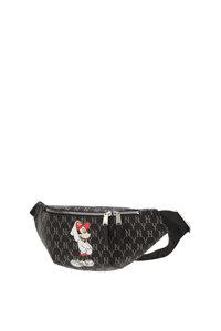 韩际新世界网上免税店-MLB-休闲箱包-32BGKC011-50L-FREE MLB X MICKEY  腰包