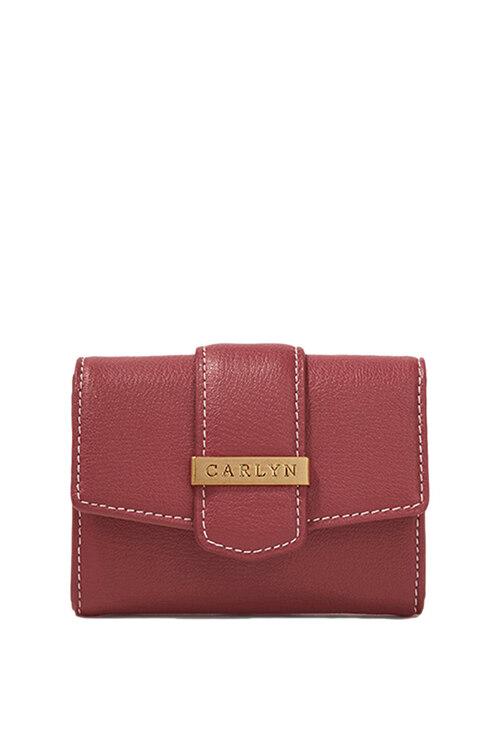 신세계인터넷면세점-칼린-지갑-W78102010V 뉴헤스터 포켓 지갑_드라이로즈