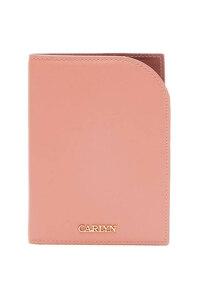韩际新世界网上免税店-CARLYN-钱包-DYLIS PASSPORT WALLET PINK 护照夹