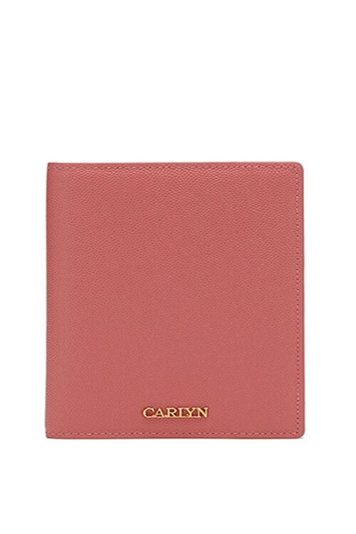 韩际新世界网上免税店-CARLYN-钱包-CAVIAR PASSPORT WALLET PINK 护照夹