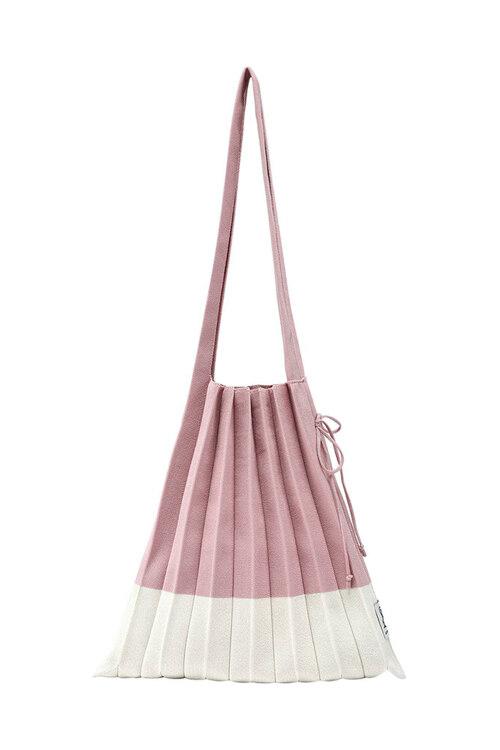 신세계인터넷면세점-조셉앤스테이시-여성 가방-Lucky Pleats Knit M Mix Strawberry Milk