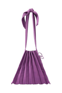 신세계인터넷면세점-조셉앤스테이시-여성 가방-Lucky Pleats Knit M Half & Half Mauve