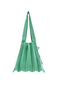 韩际新世界网上免税店-JOSEPH&STACEY-女士箱包-Lucky Pleats Knit S Very Mint 单肩包
