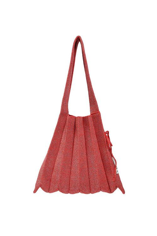신세계인터넷면세점-조셉앤스테이시-여성 가방-Lucky Pleats Knit S Starry Marigold