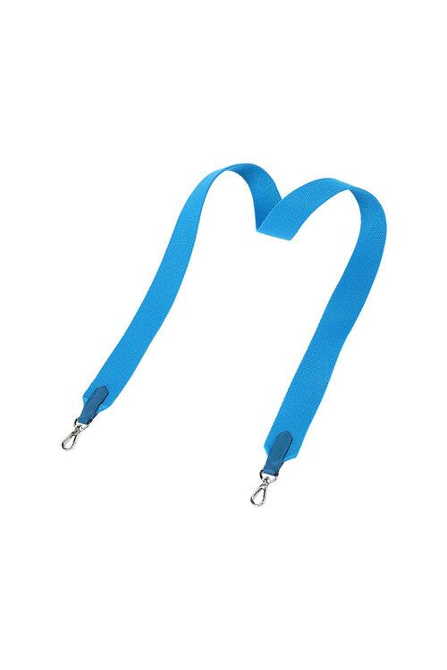 韩际新世界网上免税店-JOSEPH&STACEY-女士箱包-Playful Webbing Strap Ocean Blue 肩带