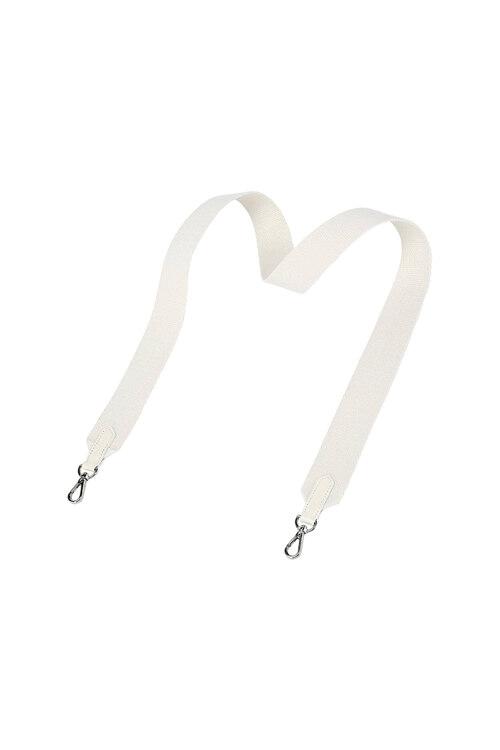 韩际新世界网上免税店-JOSEPH&STACEY-女士箱包-Playful Webbing Strap Light Beige 肩带