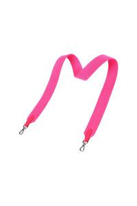 韩际新世界网上免税店-JOSEPH&STACEY-女士箱包-Playful Webbing Strap Neon Pink 肩带