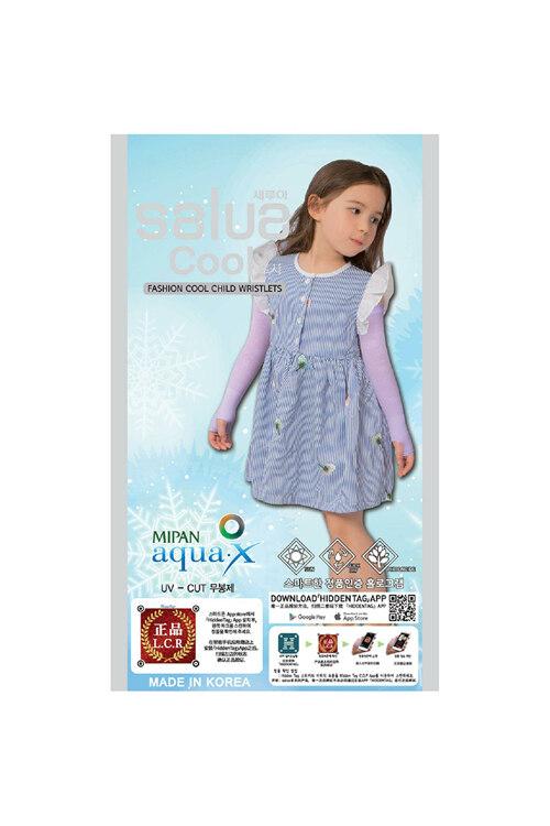 신세계인터넷면세점-세루아--N058 패션스킨 어린이 쿨토시 WHITE