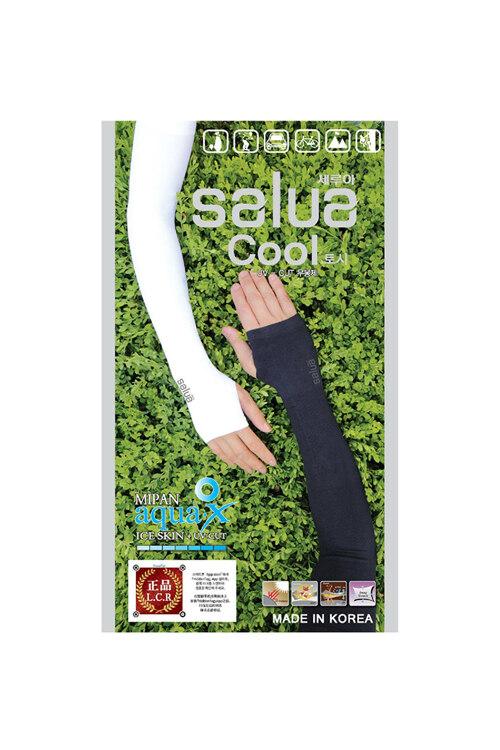 韩际新世界网上免税店-SALUA-服饰-N0102  带指运动冰袖 PINK