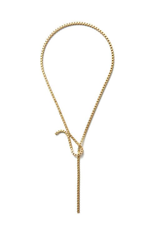 신세계인터넷면세점-먼데이에디션--Phorcys necklace - gold