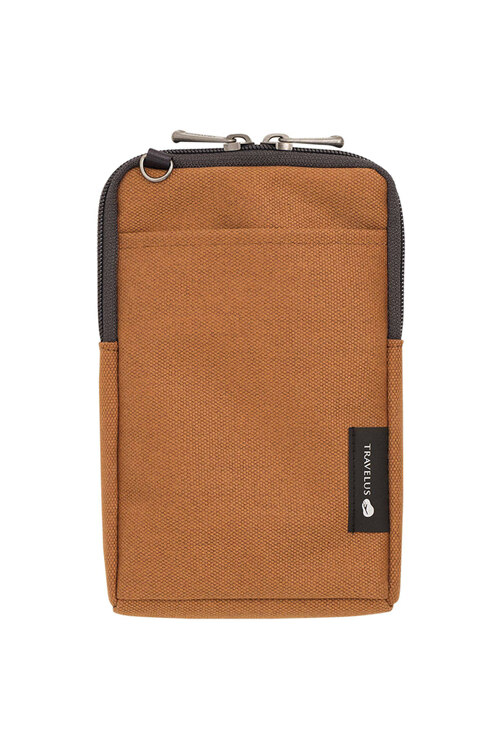 신세계인터넷면세점-트래블러스-여행용가방-라이트백 포 모바일_04 pumpkin orange