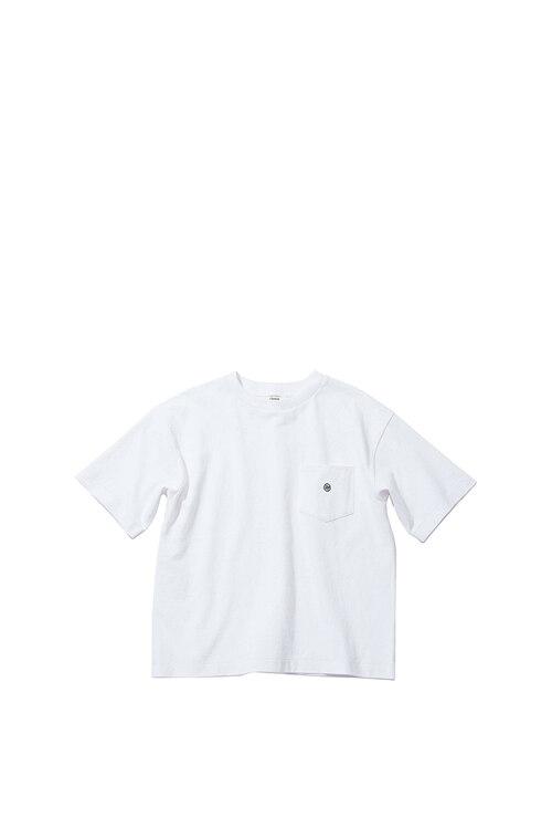 韩际新世界网上免税店-CLOVE-服饰-Pocket Tee/ White (Men) 男士T恤