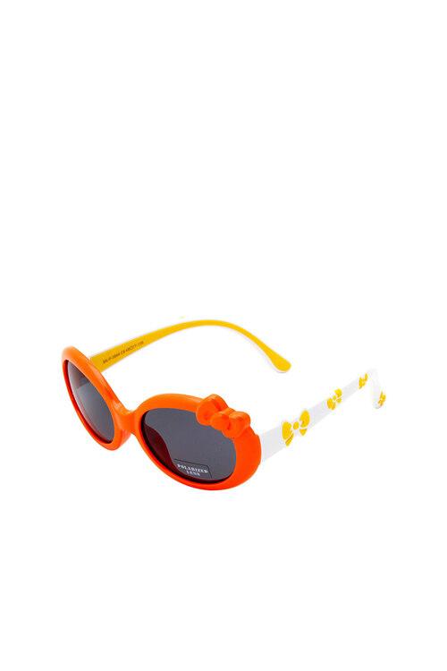 韩际新世界网上免税店-ELTRA KIDS-太阳镜眼镜-Kids sunglass Ribbon Orange 儿童太阳镜