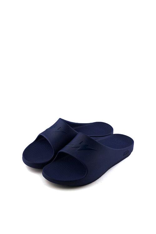韩际新世界网上免税店-MO SPORTS-鞋-MO SLIDE NAVY XS(220-230mm) 拖鞋