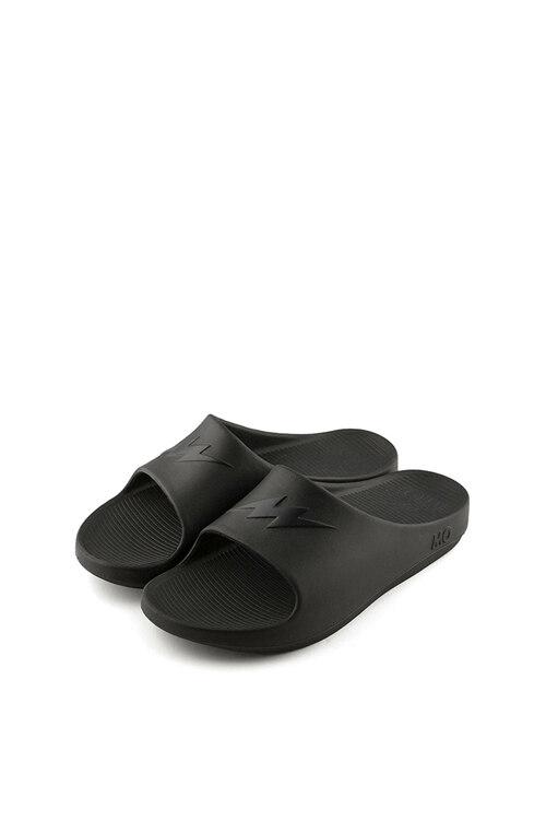 韩际新世界网上免税店-MO SPORTS-鞋-MO SLIDE BLACK XS(220-30mm) 拖鞋