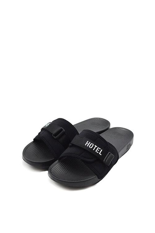 韩际新世界网上免税店-MO SPORTS-鞋-MO HOTEL BLK S(235-45mm) 拖鞋