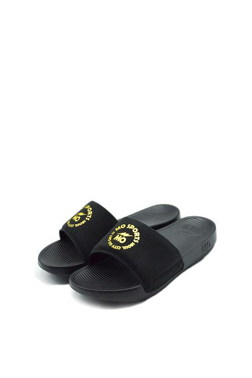 韩际新世界网上免税店-MO SPORTS-鞋-MO SUEDE BLK S(235-45mm) 拖鞋