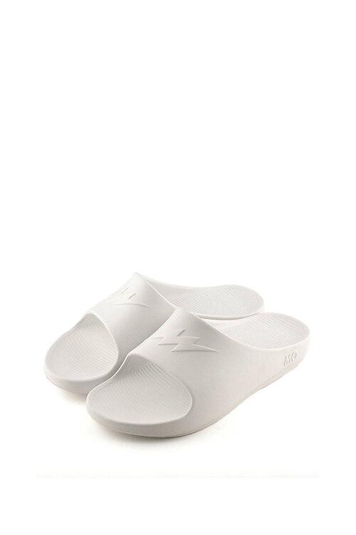 韩际新世界网上免税店-MO SPORTS-鞋-MO SLIDE WHITE L(275~285mm) 拖鞋