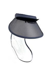 韩际新世界网上免税店-DONTFORGETME-时尚配饰-DFM PROTECTIVE BLACK SUN-CAP
