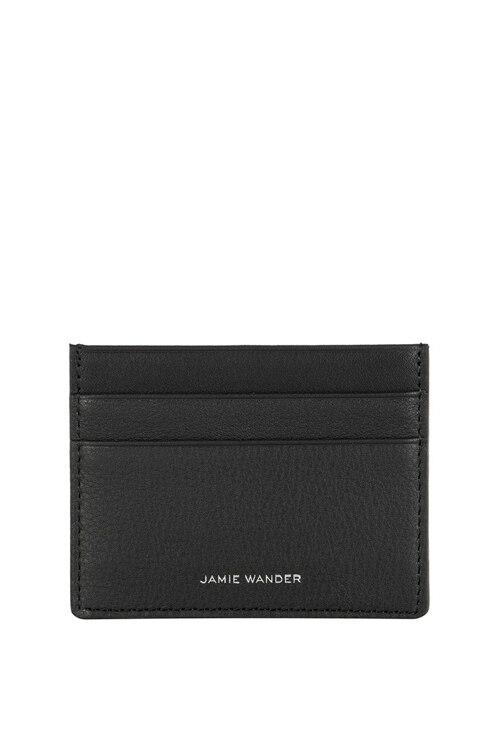 韩际新世界网上免税店-JAMIE WANDER-钱包-GENOVA_BLACK 卡包