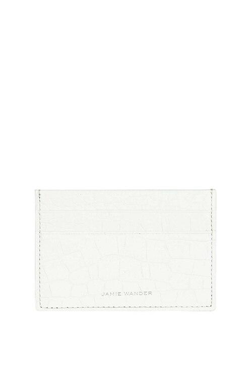 韩际新世界网上免税店-JAMIE WANDER-钱包-GENOVA_WHITE 卡包