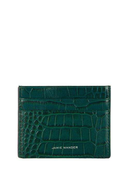 韩际新世界网上免税店-JAMIE WANDER-钱包-GENOVA_GREEN 卡包