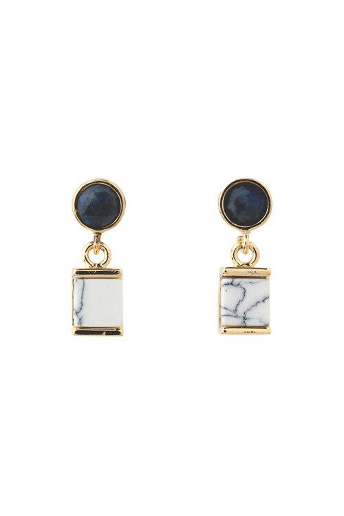 신세계인터넷면세점-마이오믈렛-주얼리-lapis gemstone earrings