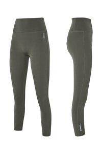 韩际新世界网上免税店-SKULLPIG-运动休闲-[SA5271] PLAX LEGGINGS Hazelnut Khaki_XS 紧身裤