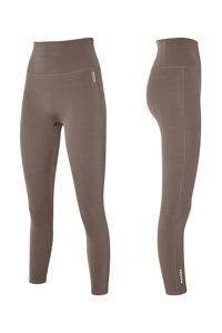 韩际新世界网上免税店-SKULLPIG-运动休闲-[SA5270]  PLAX LEGGINGS Capuccino Beige_XL 紧身裤