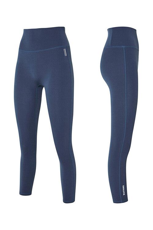韩际新世界网上免税店-SKULLPIG-运动休闲-[SA5266] PLAX LEGGINGS Soie Blue_M 紧身裤