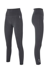 韩际新世界网上免税店-SKULLPIG-运动休闲-[SA5265] PLAX LEGGINGS Earlgray Charcoal S 紧身裤