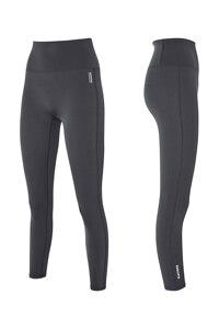 韩际新世界网上免税店-SKULLPIG-运动休闲-[SA5265] PLAX LEGGINGS Earlgray Charcoal_L 紧身裤