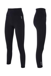 韩际新世界网上免税店-SKULLPIG-运动休闲-[SA5264] PLAX LEGGINGS Black_XS 紧身裤