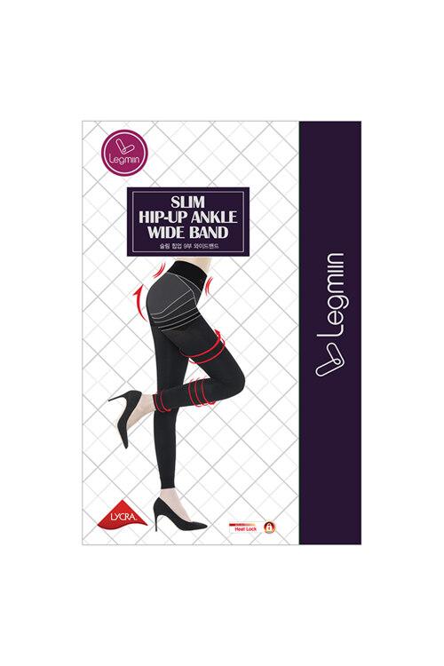 韩际新世界网上免税店-MIZLINE-服饰-(legmiin)SLIM HIP-UP WIDE BAND 9分裤