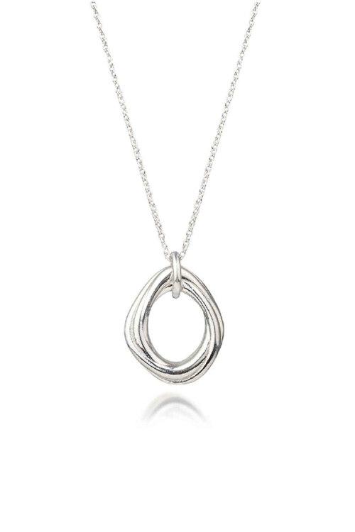 신세계인터넷면세점-피오레--butter ring necklace (silver)