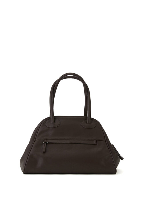 신세계인터넷면세점-크리스틴 프로젝트-여성 가방-TWO ZIPPER BAG (CACAO)