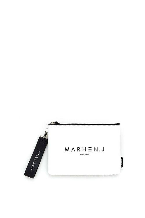 韩际新世界网上免税店-MARHEN.J-女士箱包-MJ20DJCKMNWB 手拿包 White&Black