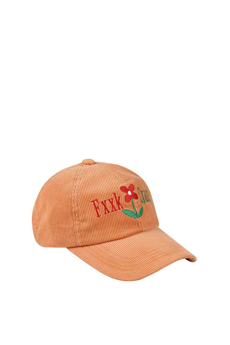 TCW flower ball cap