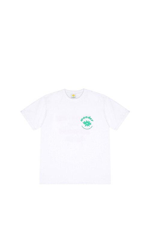 韩际新世界网上免税店-WONDER VISITOR-服饰-FWBA Daisy T shirts L T恤