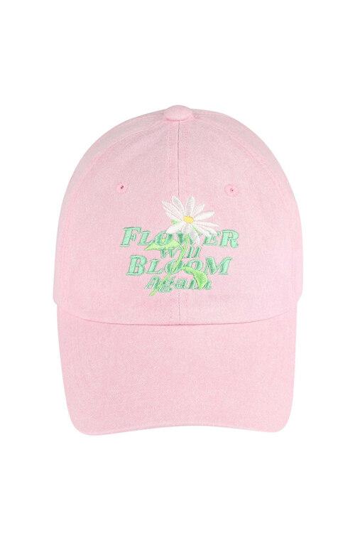 韩际新世界网上免税店-WONDER VISITOR-服饰-FWBA daisy pigment ball cap 帽子