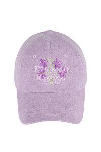 韩际新世界网上免税店-WONDER VISITOR-服饰-FWBA violet pigment ball cap 帽子