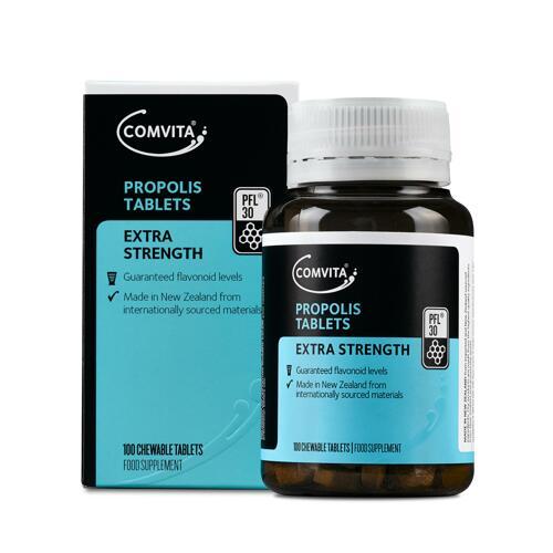 신세계인터넷면세점-콤비타-Supplements-Etc-프로폴리스 타블렛(PFL30) 100정(플라보노이드 함유)