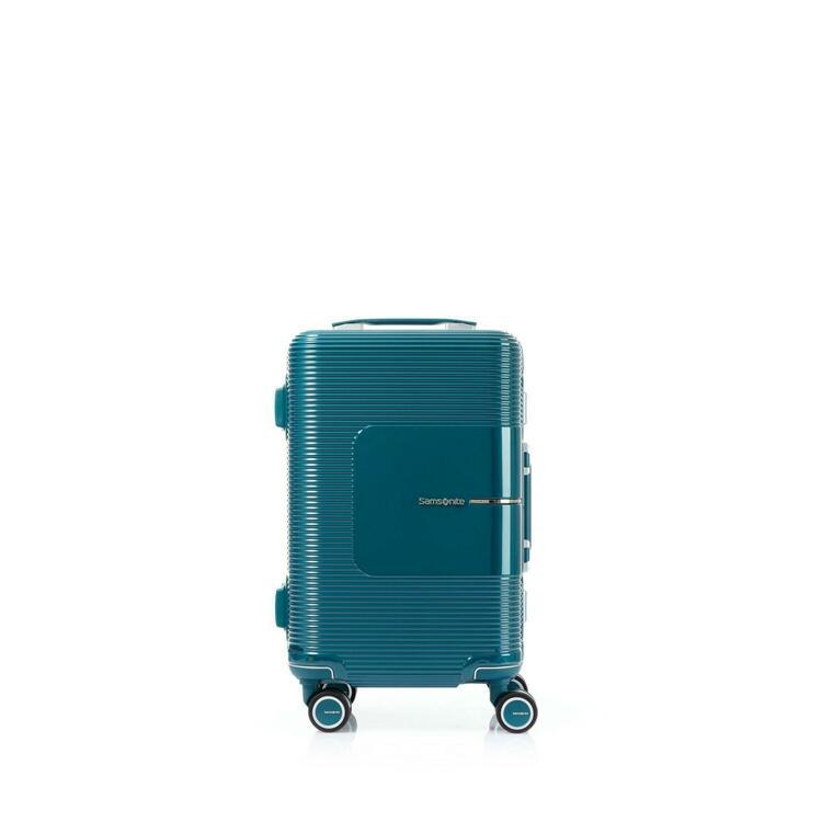 韩际新世界网上免税店-新秀丽-旅行箱包-GN474001(A) TRI-TECH SPINNER 55/20 FR MIDNIGHT TURQUOISE 行李箱
