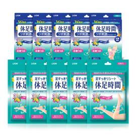 [유통기한임박2021-10]cooling sheet 6p*5pack+sole sheet 4p*5pack